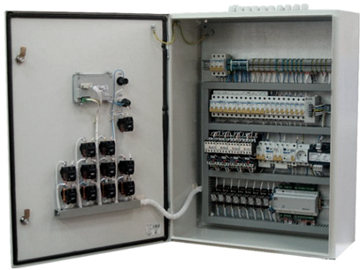 Plc cabinet wiring diagram wiring diagrams kitchen cabinet schematic lighting automation at rosneft gas station plc control diagram plc cabinet wiring diagram